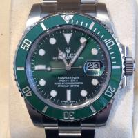 116610LV Rolex Submariner Date