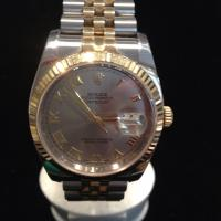 116233 Rolex Oyster Perpetual Datejust steel  and